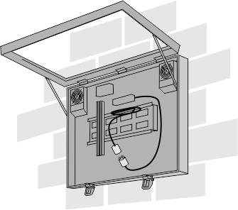 Enclosure can carry other accessories